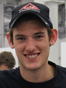 Matthew Brabham will drive the Mazda sponsored No. 83 for Andretti Autosport (Photo Courtesy of Andersen Promotions)