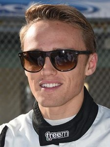 Max Chilton will drive the BlippAR sponsored No. 14 for Carlin. (Photo Courtesy of Andersen Promotions)