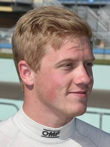 Spencer Pigot will pilot the Mazda/Doug Mockett & Company/ Rising Star Racing/The Stutz/BAD/OMP sponsored No. 12 of Juncos Racing (Photo Courtesy of Andersen Promotions)
