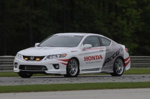 2015 Accord Pace Car #1