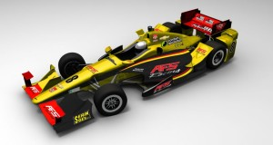 ebastian Saavedra's Chip Ganassi Racing Teams No. 8 AFS Chevrolet for this weekend's Angie's List Grand Prix of Indianapolis.