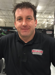 Piers Phillips joins Schmidt Peterson Motorsports at General Manager (photo courtesy of Schmidt Peterson Motorsports)