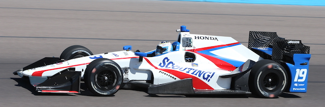 (Photo Courtesy of IndyCar - Chris Jones)