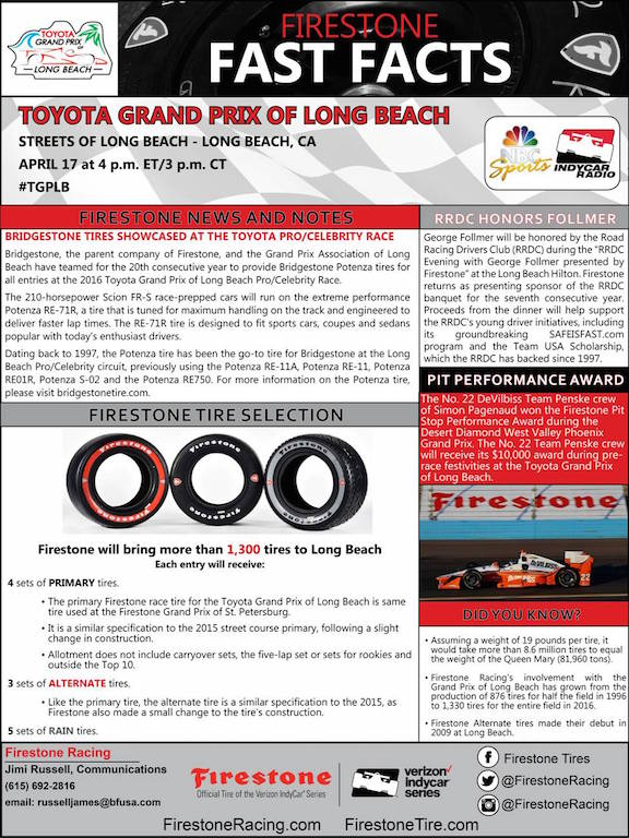 Firestone - Long Beach